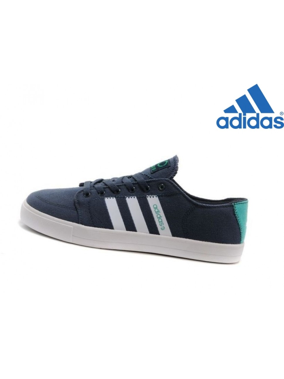 adidas neo blanche homme