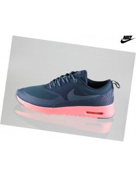 Nike Air Max Thea Chaussures Femme Armory Marine/Armory Slate/Atomic Rose