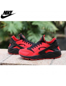 Huarache Homme Rouge